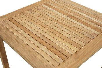 Tisch MEMPHIS 80x80 cm