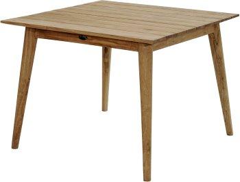 Design-Loft-Tisch WELLINGTON 100x100 cm