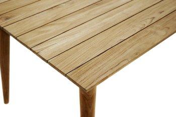 Design-Loft-Tisch WELLINGTON 160x90 cm