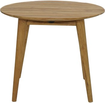Design-Loft-Tisch WELLINGTON Ø 90 cm