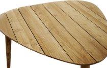 Design-Loft-Tisch WELLINGTON 110x110 cm