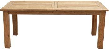 Rustikal-Auszugstisch IDAHO 200/260x100 cm