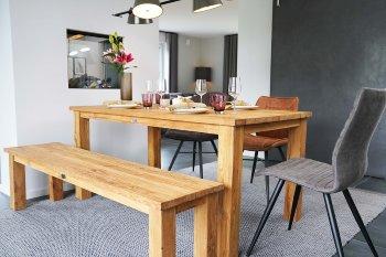 Rustikal-Dining-Tisch LAREDO 200x100 cm