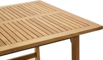 Tisch COVENTRY 120x120 cm