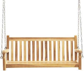 Schaukelbank VIRGINIA ECO 130x63 cm