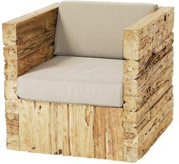 Lounge-Sessel TROPEA