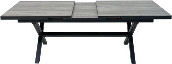 Auszugs-Dining-Tisch LA GOMERA 200/260x101 cm