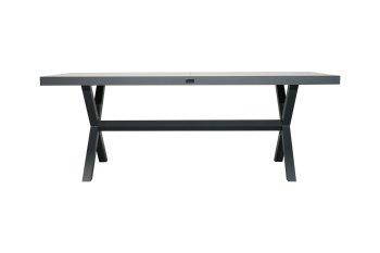 Dining-Tisch BRISBANE 202x101 cm