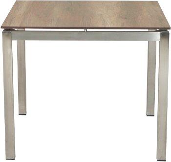 Dining-Tisch HUDSON 90x90 cm