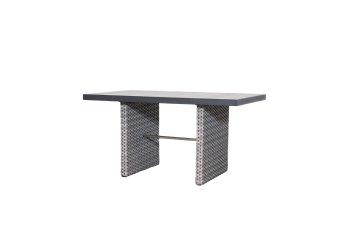 Lounge-Tisch LOUVRA STEEL