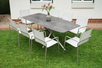 Dining-Tisch ALANO 200x92 cm