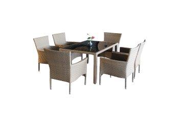Dining-Set WINDSOR III 7-tlg.