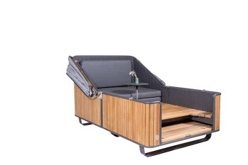 Strandkorb und Lounge liv.be®